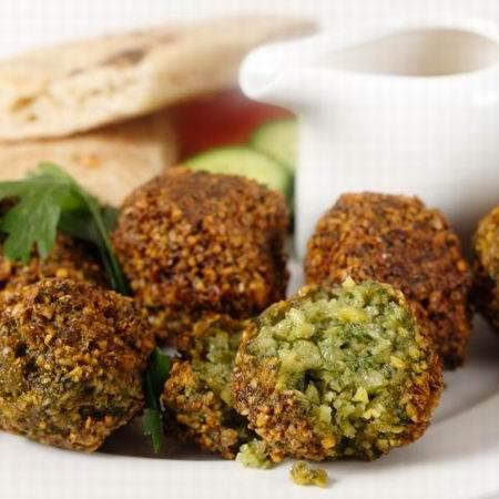 arab receptek Vegetáriánus receptek