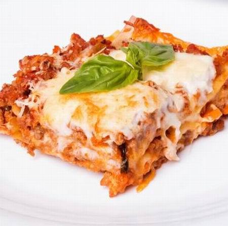 recept lasagne bolognese