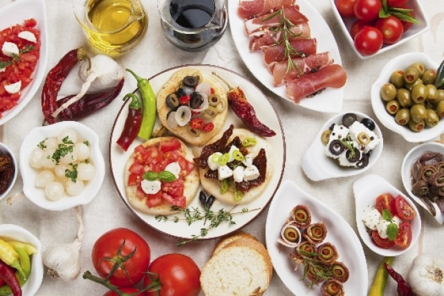Íme 2019 legmenőbb fogyókúrája: a mediterrán diéta..
