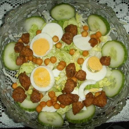 A növénylevél saláta leírása és hasznos tulajdonságai - Vitaminok February