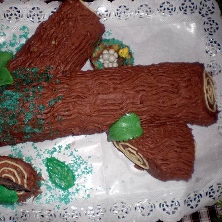 fatörzs torta képek Fatörzs torta Recept képpel   Mindmegette.hu   Receptek fatörzs torta képek