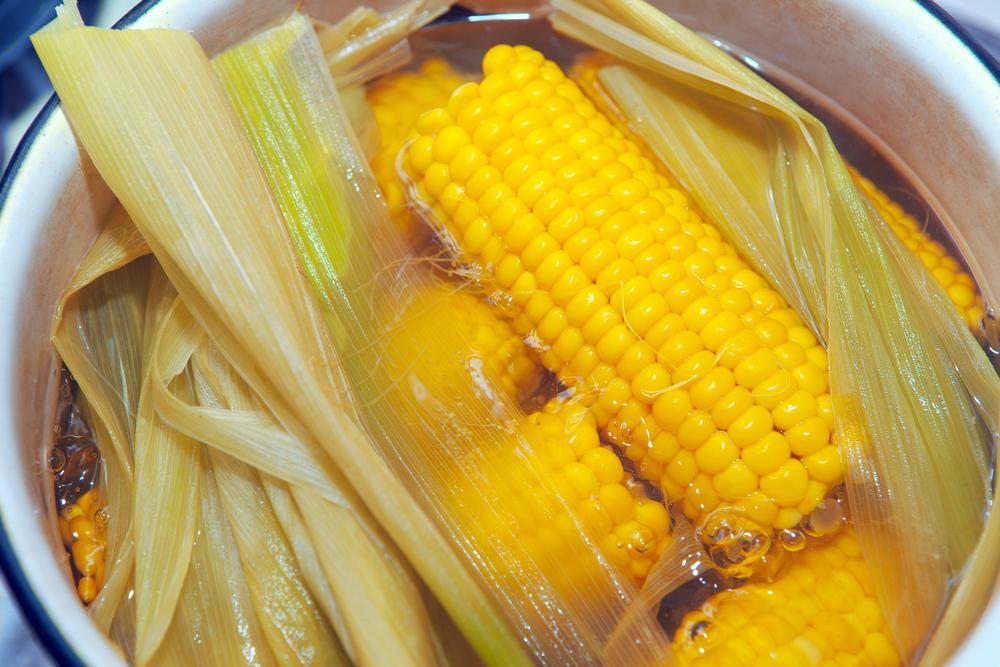 A tökéletes főtt kukorica