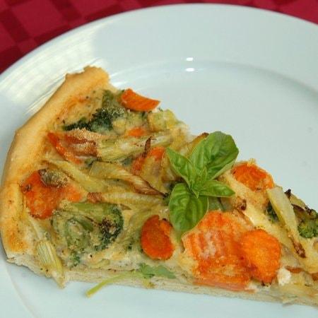 Francia zöldséges torta (quiche) Recept képpel - Mindmegette.hu ...